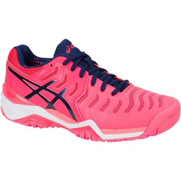 Asics Gel-Resolution 7 Pink/Indigo