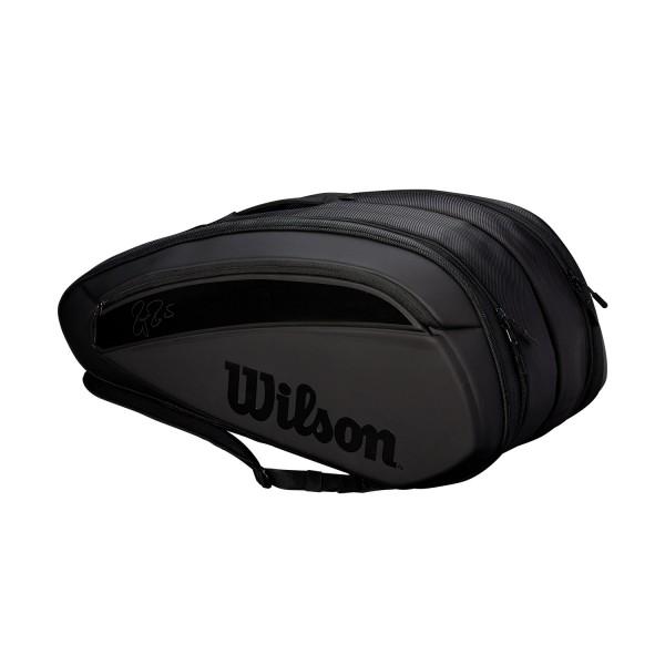 Wilson Federer DNA X 12 bag (Black)