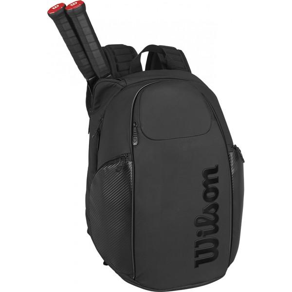 Wilson Tour V Black Backpack (2018)