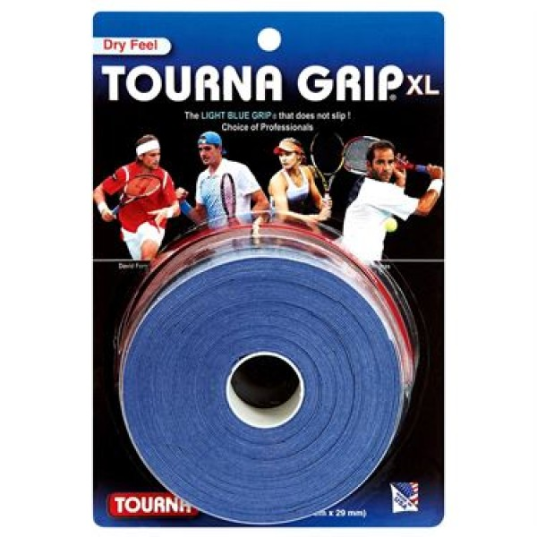 Tourna Grip XL OverGrip (10 Pack reel)